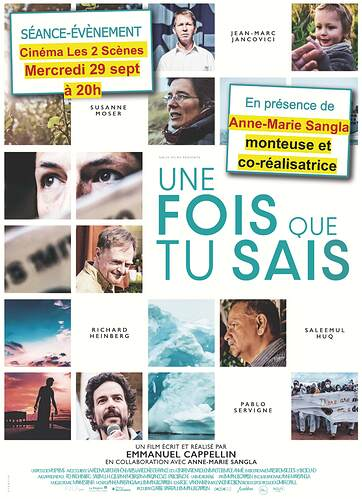 Affiche A4 UFQTS